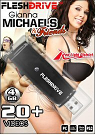 20+ Gianna Michaels and Friends Videos on 4gb usb FLESHDRIVE (112634)