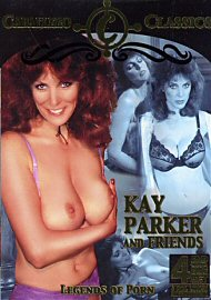 Kay Parker And Friends (4 DVD Set)(out Of Print) (114157.10)