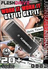 20+ Work it Work it Get it Get it on 4gb usb FLESHDRIVE (115221)