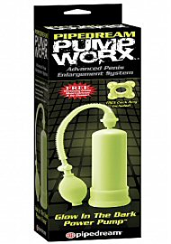 Pump Worx: Glow In Dark Power Pump (115333.6)