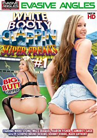 White Booty Clappin Super Freaks 1 (out Of Print) (116298.43)