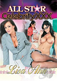 All Star Celebrity Xxx: Lisa Ann (out Of Print) (136692.33)