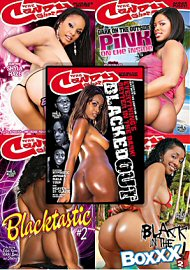 Black (5 DVD Set - 5 Candy Shop DVDs) (138422.30)