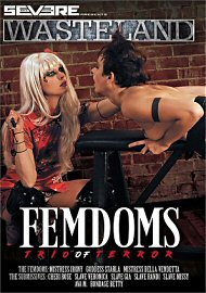 Femdoms: Trio Of Terror (2018) (166600.15)