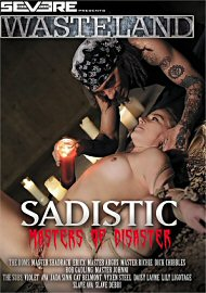Sadistic Masters Of Disaster (2018) (167692.13)