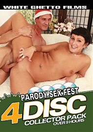 Parody Sex Fest Collector Pack (4 DVD Set) (2019) (176045.3)