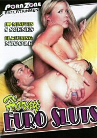 Horny Euro Sluts (out Of Print) (176716.50)