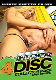 Lustful She Males Collector Pack (4 DVD Set) (2019) (179204.4)