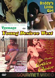 Young Desiree West (4 DVD Set) (184524.6)