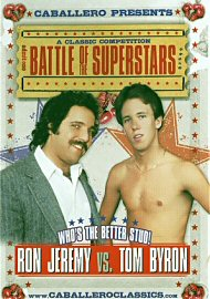 Battle Of The Superstars - Ron Jeremy Vs. Tom Byron (out Of Print) (192666.5)