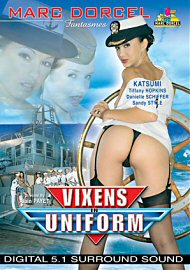 Vixens In Uniform (40689.1)