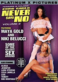 Euro Girls Never Say No Vol.2 (out Of Print) (45858.24)