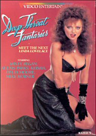 'Deep Throat Fantasies' (out Of Print) (48009.49)
