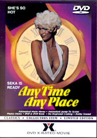 Any Time Any Place (out Of Print) (50149.28)