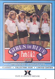 Girls In Blue Parts 1 & 2 (out Of Print) (50153.33)