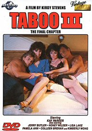 Taboo 3 (2 DVD Set) (out Of Print) (58839.50)