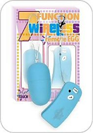 Wireless Remote Egg Baby Blue (86137)