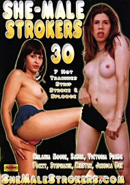 She-Male Strokers 30 (89110.1)