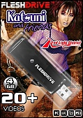 20+ Katsuni and Friends Videos on 4gb usb FLESHDRIVE™ (112494)