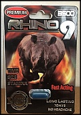 Rhino 9 Male Enhancement 3500 (141203.18)